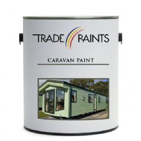 Caravan Paint | Mobile Home | Mororhome | paints4trade.com